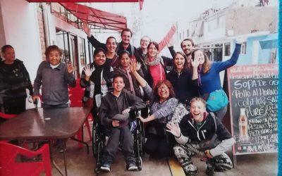 Ostéo bénévole au Pérou