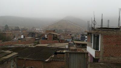 PAM TABLADA voyage humanitaire à la Tablada de Lurin
