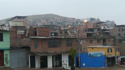 voyage humanitaire Ostéopathe bénévole au Pérou dans les quartiers pauvres