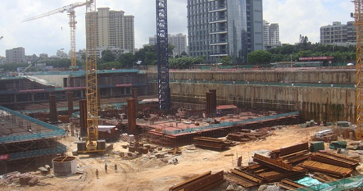 tour haikou en construction