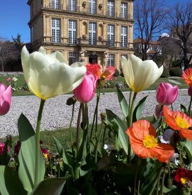 Le Cabinet Watine à Aix en Provence : bonnes fêtes de pâques