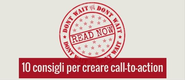 Creare Call To Action Che Aumentano Le Conversioni