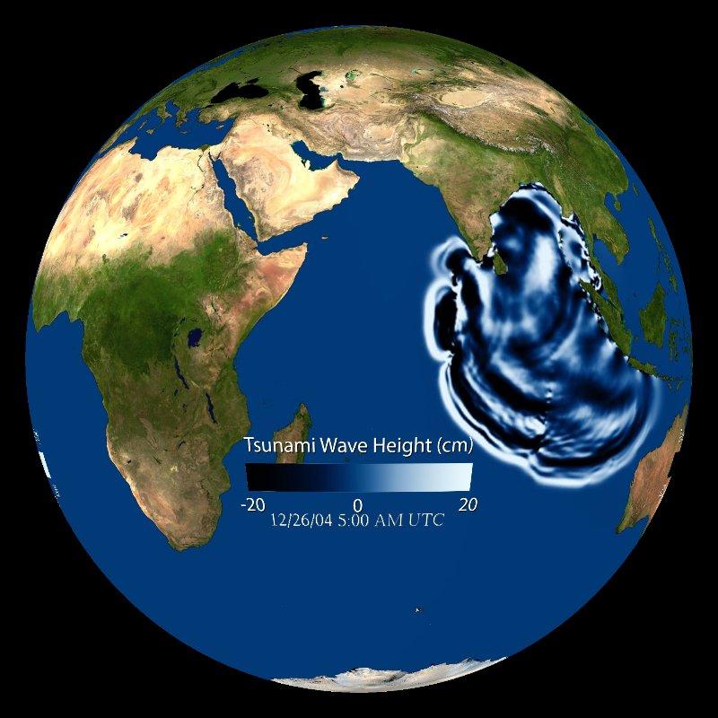 Earthquake December Tsunami 2004 26