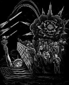 Huddled Masses No Admittance: Matt Reed