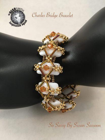 St Charles Bridge Bracelet
