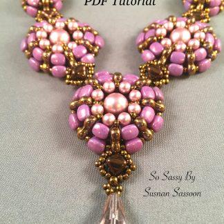 nib bit trinity necklace