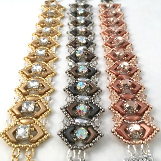 Eva Crystal Bracelet