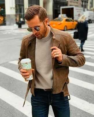 Мужская кожаная куртка с чем носить – С чем мужчине носить ...