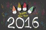 Happy New Year 2016 :)