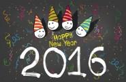 Happy New Year 2016 :)