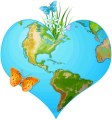 Earth Heart - LOVE