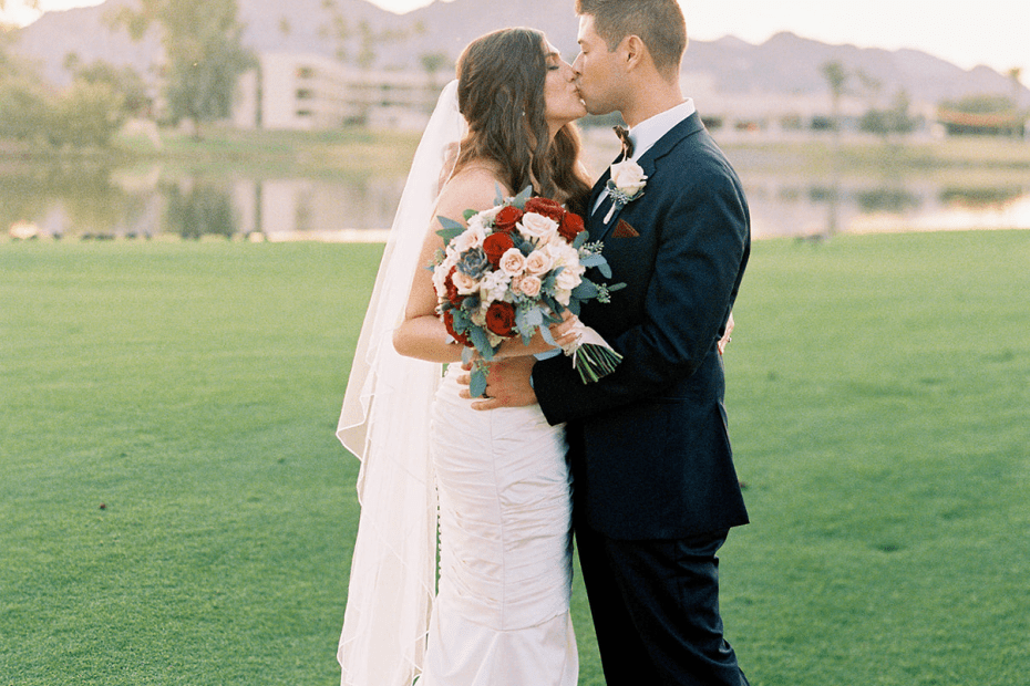 outdoor catholic jewish wedding music Scottsdale