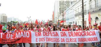 1 DE MAIO: Direito ao salário mínimo e proteção social pública e universal para as mulheres