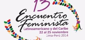 24/11/14 – Betânia Ávila, da equipe do SOS Corpo, participa do painel Corpo e Território, no XIII Encontro Feminista Latino-americano e Caribenho