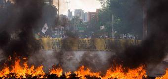 Recrudesce o golpe no Brasil