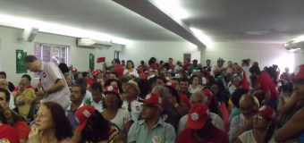 """Manifesto """"Pernambuco com Dilma 13"""" é lançado no Recife"""