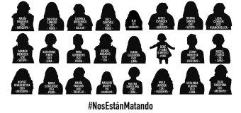Perú registró 99 feminicidios entre enero y julio de 2019