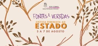 Inscrições abertas para o curso sobre Crítica Feminista ao ESTADO