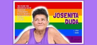 Inspiração, luta, paixão, ousadia, generosidade: Josenita Duda, PRESENTE!