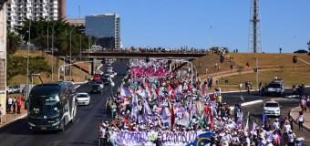 A Revolução é das Mulheres: Margaridas mostram o poder do movimento organizado das trabalhadoras do campo, das águas e das florestas em resistência ao fascismo