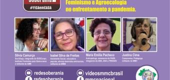 LIVE: Feminismo e Agroecologia para o enfrentamento a pandemia