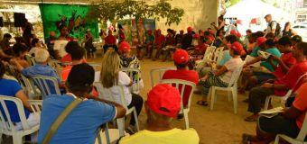 Acampamento contra impeachment segue com atividades no Derby no fim de semana [DPnet]