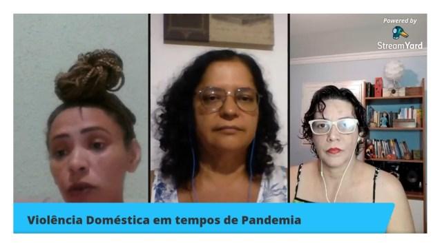 SOS Corpo participa de debate sobre violência doméstica em tempos de pandemia