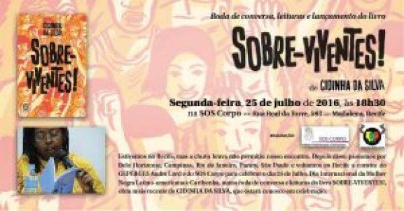 convite NOVO sobreviventes em Recife