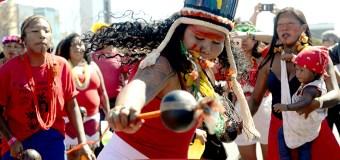 Amazônia, querem te acabar! As MULHERES não vão deixar