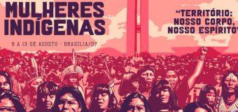 [CONTRIBUA] Marcha das mulheres indígenas reunirá 2 mil em Brasília