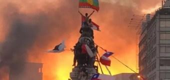 139 organizações latino-americanas saem em defesa da democracia e contra as violações dos governos do Chile e Equador