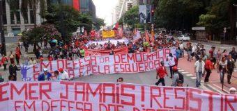 Nosso repúdio à repressão das lutas sociais – nota do SOS CORPO Instituto Feminista para a Democracia