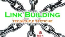 Tecniche e tattiche della Link Building