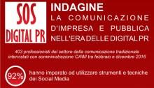 Indagine - La comunicazione nell'era delle Digital PR