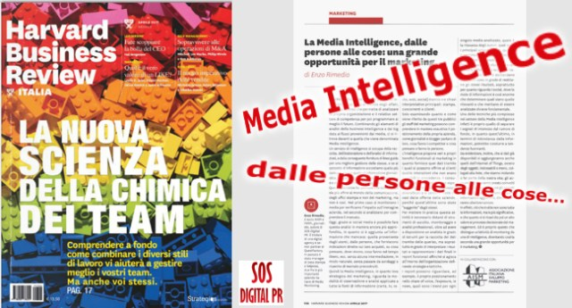 Media Intelligence - dalle persone alle cose