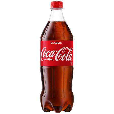 Coca-Cola 1 литр