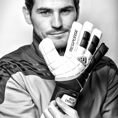 Iker Casillas, España