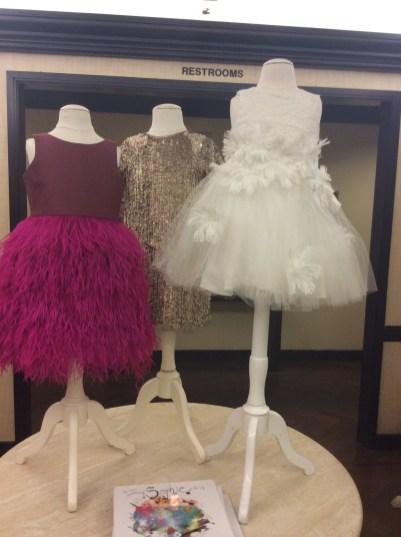 ¡Si fuera niña querría estos vestidos!