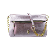 Kemia bag metallic