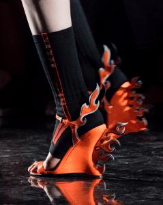 Prada fw18 shoe