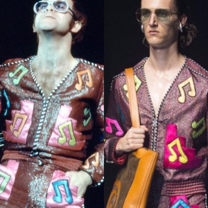 Gucci's Elton John Collection