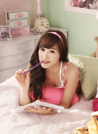 Tiffany Hwang Hot Pictures