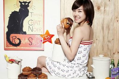 Tiffany Hwang Sexy Wallpaper