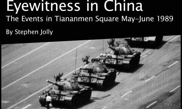 Eyewitness in China