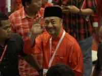 Mukhriz Mahathir bekas Menteri Besar Kedah yang disingkirkan baru-baru ini.