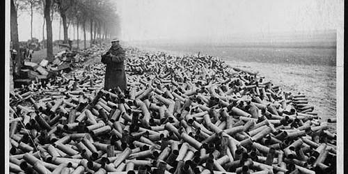 Perang Dunia Pertama: 100 Tahun Sejak Pembunuhan Besar-besaran