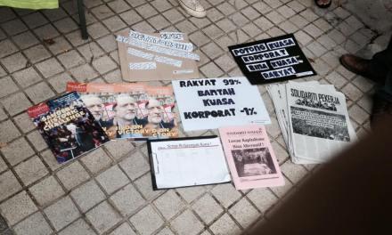 Protes TPPA ( 23/01/2016 )