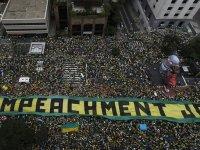 Penganjur, organisasi komuniti, pihak polis dan sumber-sumber lain melaporkan bahawa lebih daripada 3.5juta rakyat telah turun menentang Presiden Dilma dan bekas Preiden Lula di seluruh Brazil.