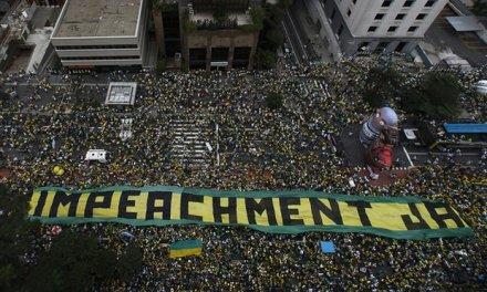 Rakyat Brazil menuntut keadilan!