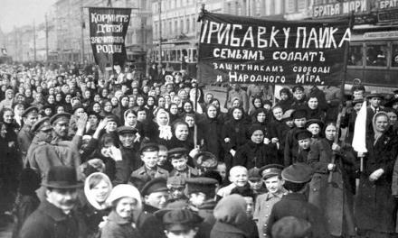 Ulang tahun 100 Revolusi Russia